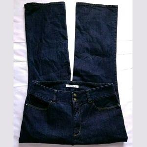 Boston Proper Denim Bootcut Jeans